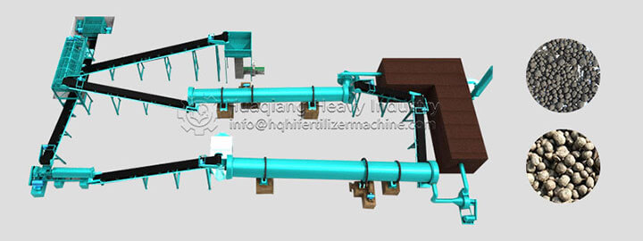 Bio-organic Fertilizer Production Line
